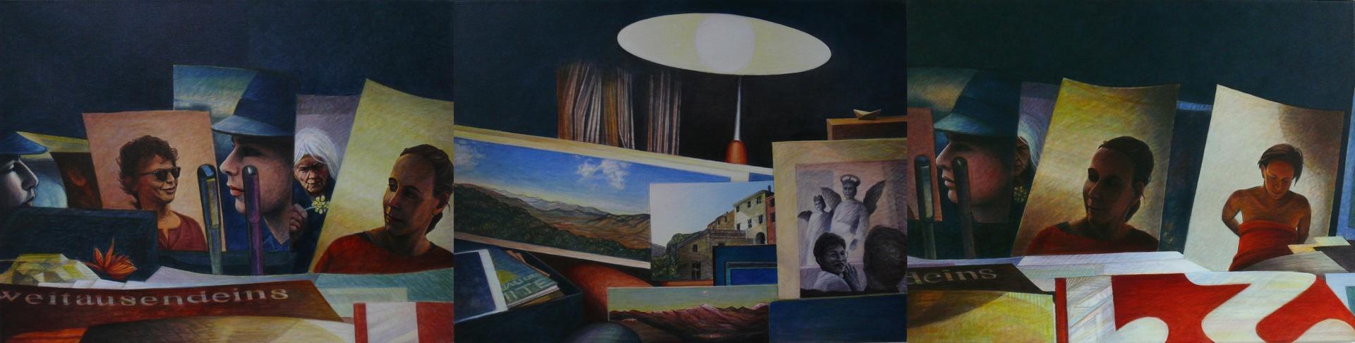 Schreibtischleben II